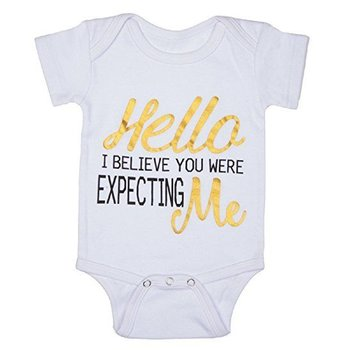 Ganz I Believe you were expecting ME onesie 0-6M