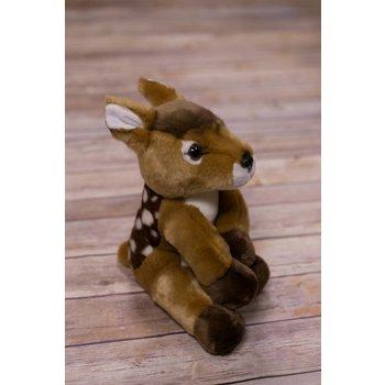 """Baby Ganz 12"""" Deer Plush"""