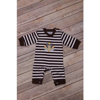 Three Sisters Turkey Knit Romper