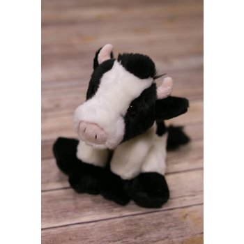 "Baby Ganz 12""Cow Plush"