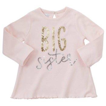 Mud Pie Pink Big Sister Tunic