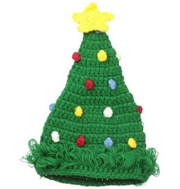 Mud Pie Knit Tree Hat