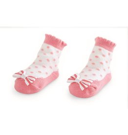 Mud Pie Summer Fun Bow Socks