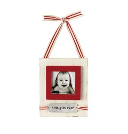 Mud Pie Best Gift Ever Hanging Photo Frame