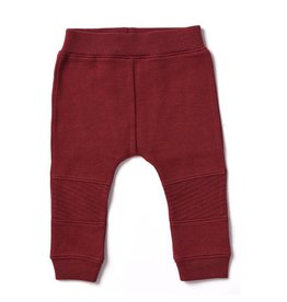 Kapital K Crimson pull-on biker jogger