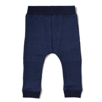 Kapital K Denim knit jogger pants