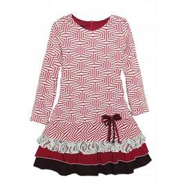 Isobella & Chloe Garnet Dress