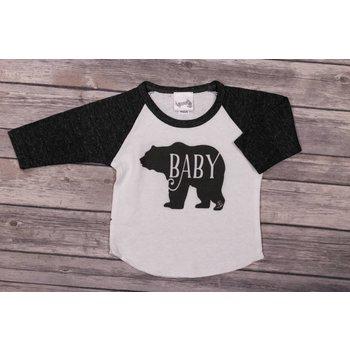 Rockin AB Baby Bear Raglan