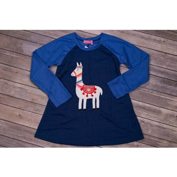 Haven Girl Sierra Llama Tunic