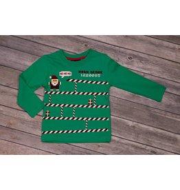 CR Sports Game Over Santa Shirt