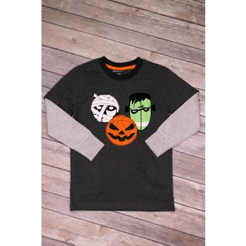CR Sports Monsters Halloween Tee