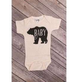 Rockin AB Baby Bear Onesie