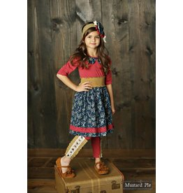 Mustard Pie Woodland Magic Laney Dress