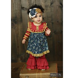 Mustard Pie Woodland Magic Baby Layla Tunic Set