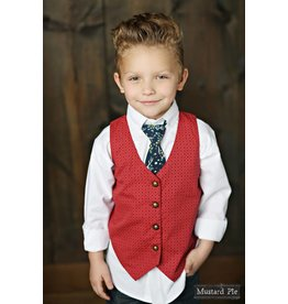 Mustard Pie Woodland Magic Boy Vest