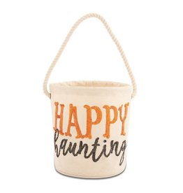 Mud Pie Happy Haunting Candy Bag