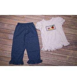 Remember Nguyen School Time Pant set