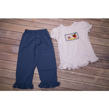 Remember Nguyen School Time Pant set