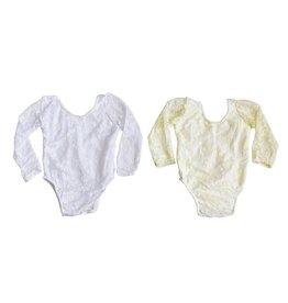 Baileys Blossoms Lace Bodysuit