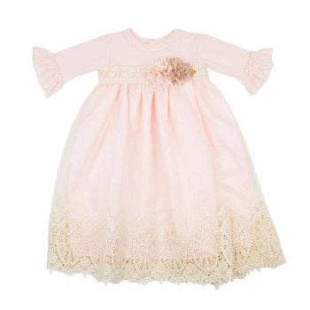 Haute Baby Princesa Collection Gown 0-3M