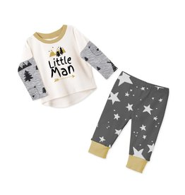 Tesa Babe Little Man Top And Legging Set