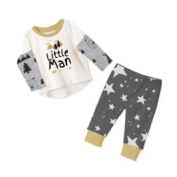 Tesa Babe Little Man Top And Legging Set