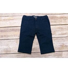 Frenchie Navy Chino Pants