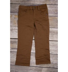 Noruk Golden Brown Pants