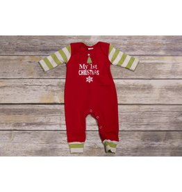 Tesa Babe My First Christmas Romper