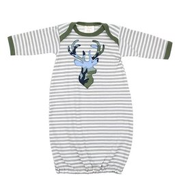 Haute Baby Little Buck Gown