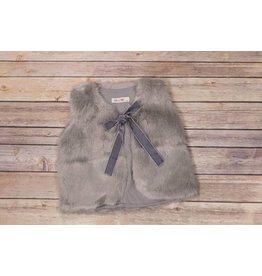Mae Li Rose Faux Fur Vest