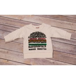 Bit'z Kids Burger Monster Sweatshirt