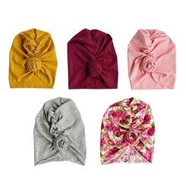 Baileys Blossoms Turban Cap