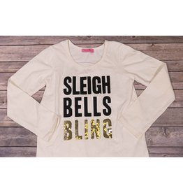 Haven Girl Sleigh Bells Bling Tunic