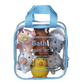 Baby Ganz Bath Squirters - Farm 6 pcset