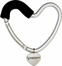 Buggygear Heart Bag Hook