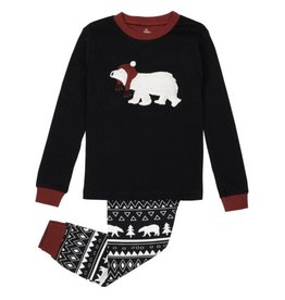 Petit Lem Polar Bear Pj Set