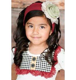 Giggle Moon Precious Ruby Headband