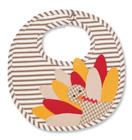 Mud Pie Turkey Bib