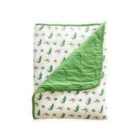 KYTE Leaf Rainforest Blanket