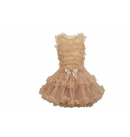 Popatu Ivory Petti Dress