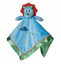 Mary Meyer Okey Dokey Dino Character Blanket