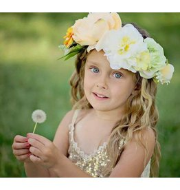 Baileys Blossoms Deluxe Flower Crown