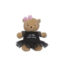Baby Ganz My Little Black Dress Bear