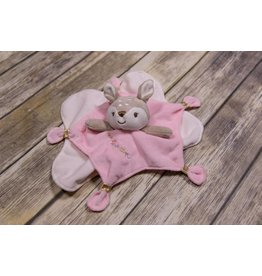 Mary Meyer Itsy Glitzy Fawn Character Blanket