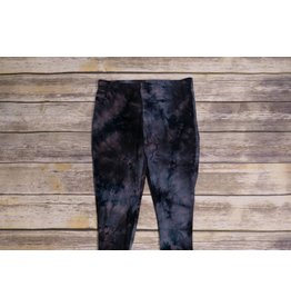 PP LA Black Jade Knit Leggings