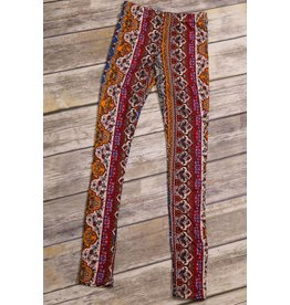 PP LA Whistler Knit Legging Multi Color