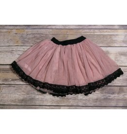 Popatu Manuve with Black Lace TuTu