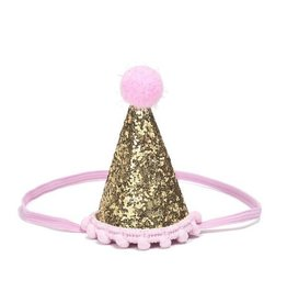 Sweet Wink Birthday  Cone Hat