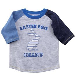 Mud Pie Easter Egg Champion Tee